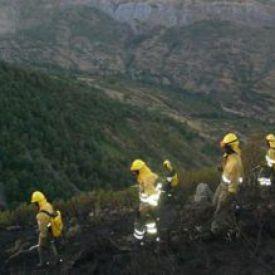 Retén de incendios Zamora.